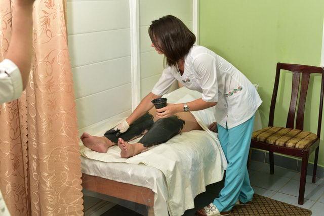 Санаторное лечение остеохондроза и суставов