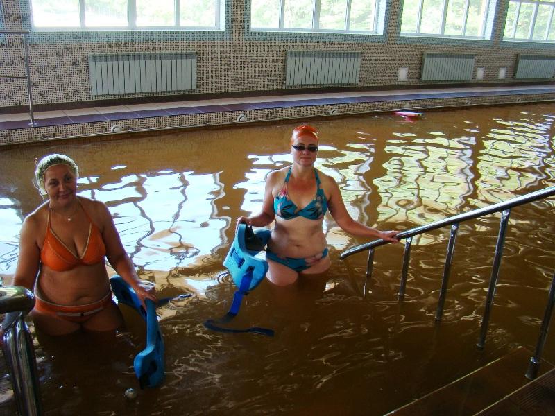 Термальні басейни Карпат
