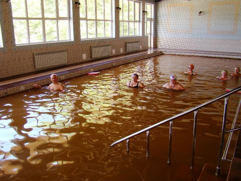 Минеральные воды санаторий Закарпатье Украина